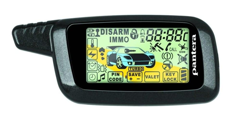 Сигнализация Pantera SLK-868RS: инструкция по эксплуатации, автосигнализация с автозапуском, настройка брелка, отзывы, пользования, применению, пользователя