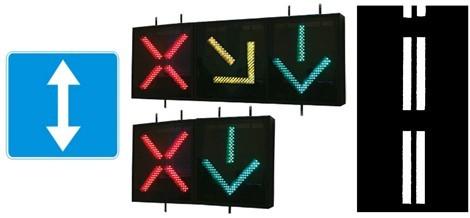 сигналы реверсивного светофора в картинках с пояснениями этом